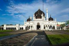 Masjid Zahir i den Alor Setar staden, Malaysia Royaltyfri Foto