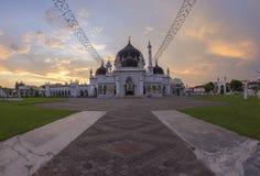 Masjid Zahir nella città di Alor Setar, Malesia Immagini Stock