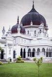 Masjid Zahir. View of Masjid Zahir, Alor Setar, Kedah Stock Images