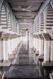 Masjid Zahir. View of Masjid Zahir's interior, Alor Setar, Kedah Royalty Free Stock Images