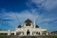 Masjid Zahir w Alor Setar mieście, Malezja Obrazy Stock