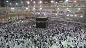 Masjidil Haram, La Mecca video d archivio