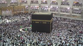Masjidil Haram, Mecka lager videofilmer