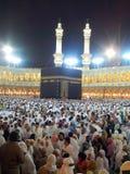 Masjidil Haram moské Royaltyfria Bilder