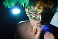 Mask Royalty Free Stock Photography