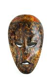 Mask. Photo of an African mask Stock Photos