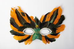 The mask. For holidays, parties, etc Stock Images