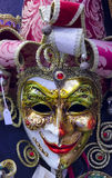 Mask. Carnival mask in Venice in Italy Royalty Free Stock Photo