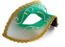 Mask. Carnival mask isolated on white background stock photo