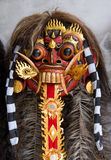 Mask. A old witch mask in Bali royalty free stock images
