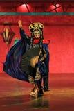 The mask art. Suddenly turn hostile art, a kind of very popular programs Stock Photo
