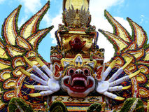 Mask of bhoma Royalty Free Stock Images
