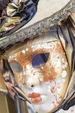 Mask, Carnevale di Venezia, Carnival of Venice Royalty Free Stock Photos