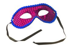 Mask for  carnival Royalty Free Stock Image