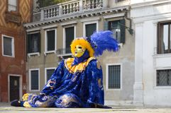 Mask of carnival. Great event in Venice Royalty Free Stock Photos