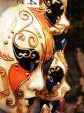 Mask carnival Royalty Free Stock Image