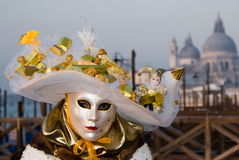 Mask, Carnival of Venice Royalty Free Stock Images