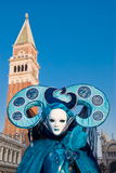 Mask, Carnival of Venice Royalty Free Stock Photo
