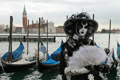 Mask - Carnival - Venice Royalty Free Stock Image