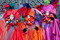 Mask, Carnival, Venice, Italy Royalty Free Stock Images