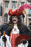 Mask - Carnival - Venice - Italy Royalty Free Stock Photography