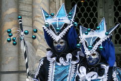 Mask - Carnival - Venice - Italy. Mask at the Carnival in Venice royalty free stock photo