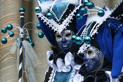 Mask - Carnival - Venice - Italy Royalty Free Stock Image