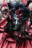 Mask - Carnival - Venice - Italy. Mask at the Carnival in Venice stock photo