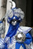 Mask - Carnival - Venice - Italy. Mask at the Carnival in Venice stock photos