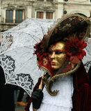 Mask - Carnival - Venice some pics from the fat tuesday in venice Royalty Free Stock Photos
