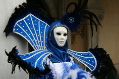 Mask - Carnival - Venice some pics from the fat tuesday in venice. Mask in venice carnival during the carnival in san marco square Stock Photos