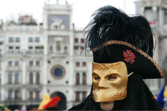 Mask - Carnival - Venice some pics from the fat tuesday in venice Stock Image