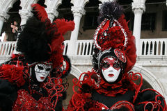 Mask - Carnival - Venice some pics from the fat tuesday in venice Stock Photography