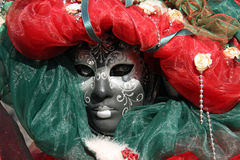 Mask - Carnival - Venice some pics from the fat tuesday in venice Royalty Free Stock Photography