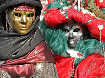 Mask - Carnival - Venice some pics from the fat tuesday in venice Royalty Free Stock Image