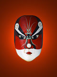 Mask of chinese opera Royalty Free Stock Images