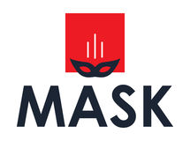 Mask Concept Design Stock Photos