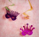 Mask decoration Royalty Free Stock Image
