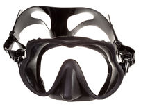 Mask for diving (snorkel) Royalty Free Stock Image