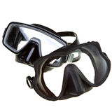 Mask for diving (snorkel).Still-life Royalty Free Stock Photo