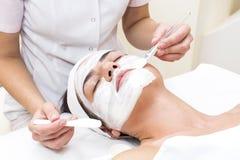 Mask facial Royalty Free Stock Images