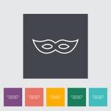 Mask icon Royalty Free Stock Photos