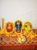 The Mask - Indian Gods Mask stock photo
