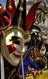 Mask of jester royalty free stock photography