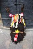 Mask Kurent Ptuj Stock Image