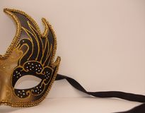 The mask stock photography