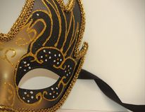 The mask royalty free stock photography
