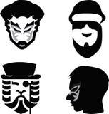 Mask Man Royalty Free Stock Photo
