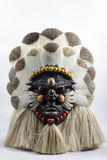 Mask from Manaus, Brazil Royalty Free Stock Photos