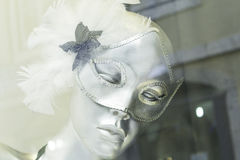 Mask on Mannequin Stock Images